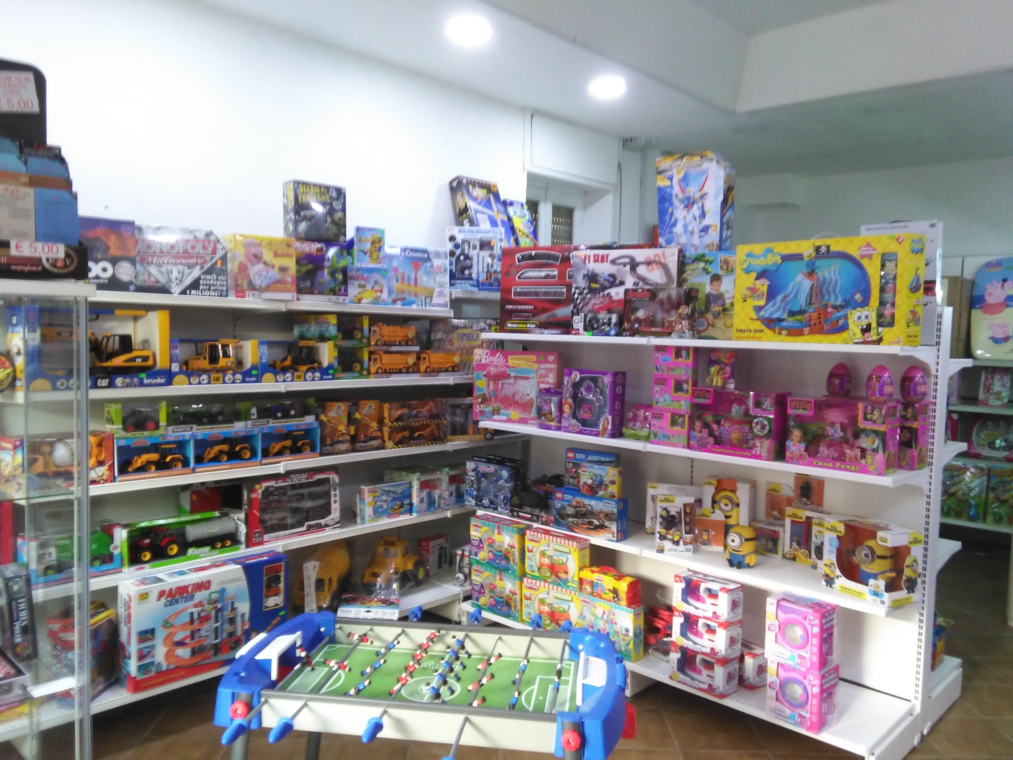 Giocattoli per bambini – Ambaradan (Agropoli)  Ambaradan Agropoli